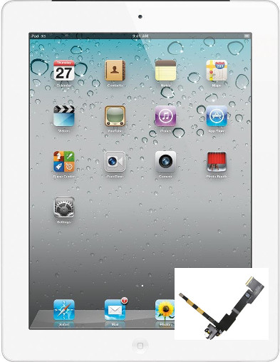 Indianapolis iPad 2 Headphone Jack Repair