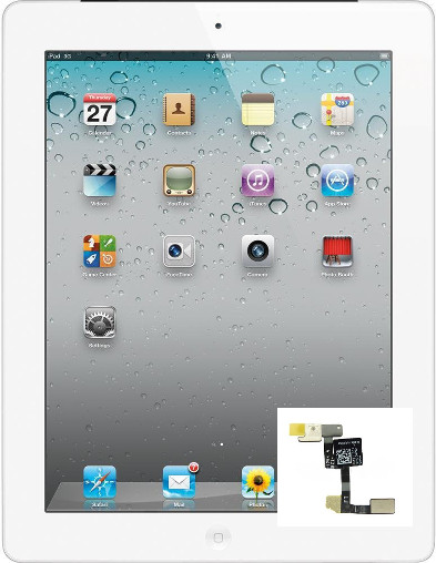 Indianapolis iPad 2 Microphone Repair