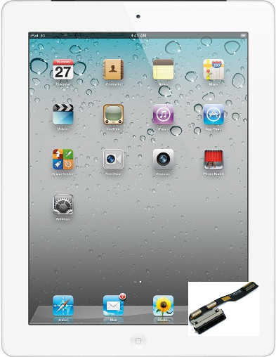Indianapolis iPad 4 Charging Port Repair