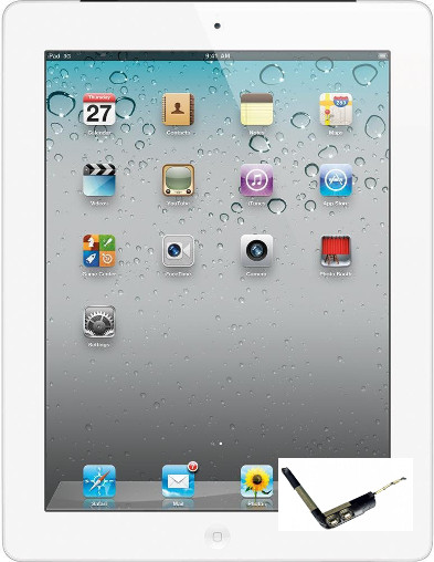 Indianapolis iPad 4 Loudspeaker Repair