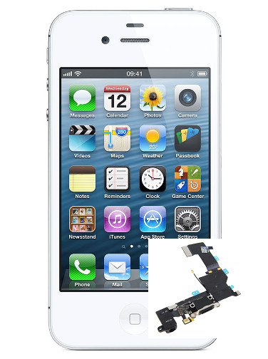 Indianapolis iPhone 4s Charging Port Repair