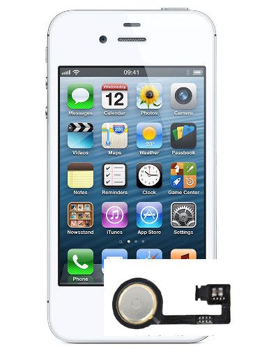 Indianapolis iPhone 4s Home Button Repair