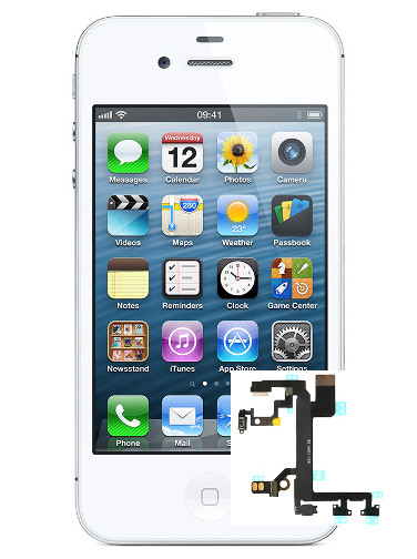 Indianapolis iPhone 4s Power Button Repair