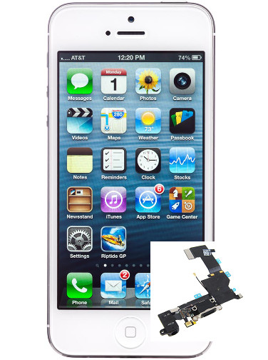 Indianapolis iPhone 5 Charging Port Repair