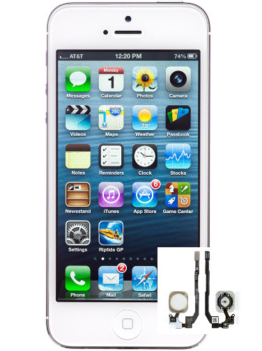 Indianapolis iPhone 5 Home Button Repair