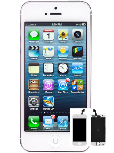 lll iphone 5 Screen & Display Repair