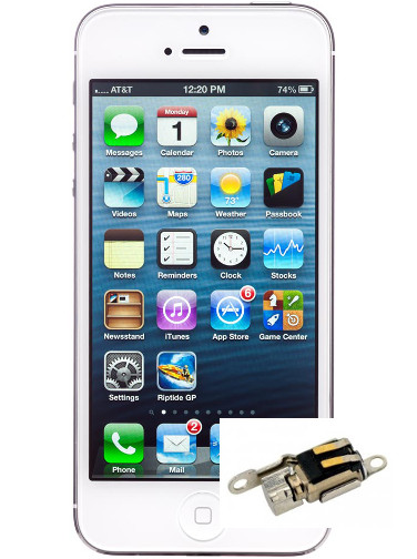 lll iphone 5 Vibrator Repair