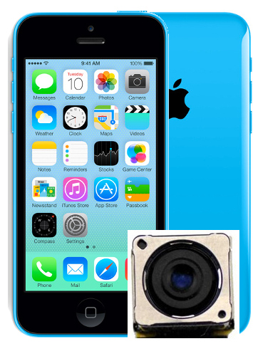 Indianapolis iPhone 5c Camera Repair