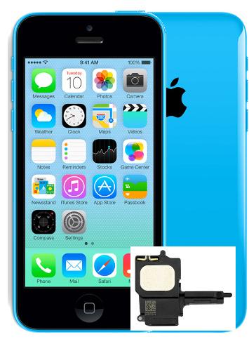 Indianapolis iPhone 5c Loudspeaker Repair