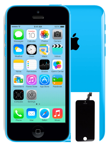 lll iphone 5c Screen & Display Repair
