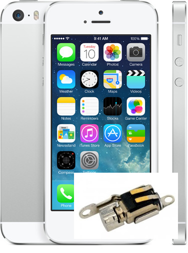 Indianapolis iPhone 5s Vibrator Repair